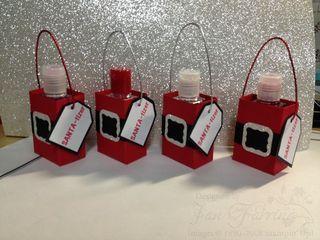 Santa tizers christmas pinterest creative teaching for Snowman pocket tissues