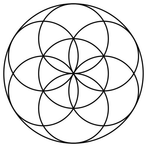 sacred geometry seed of - photo #20