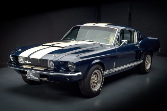 1967 Ford Shelby Mustang Gt350 Hiconsumption Ford Mustang Shelby Gt500 Mustang Shelby Ford Mustang Shelby