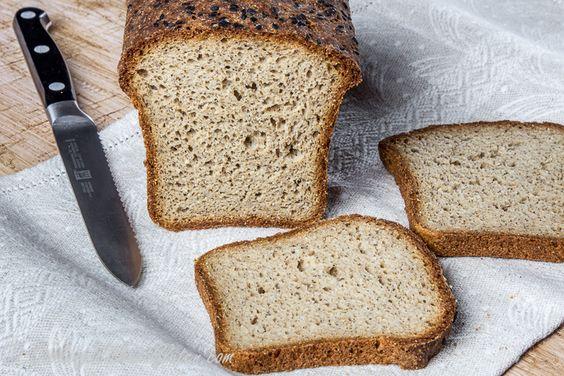 Как испечь хлеб без глютена