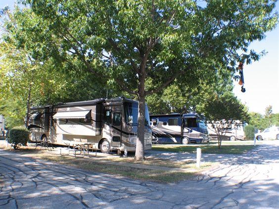 Treetops Carefree Rv Resort In Arlington Texas Great