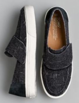 TOMS sporty slip-ons