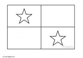 Resultado De Imagen Para Imagenes De La Las Banderas De Centroamerica Para Pintar Flag Coloring Pages Panama Flag Super Coloring Pages