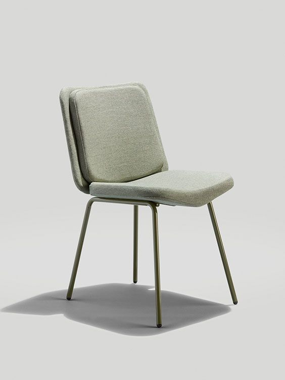 Alfred Chair In 2020 Green Chair Chair Upholstered Dining Chairs