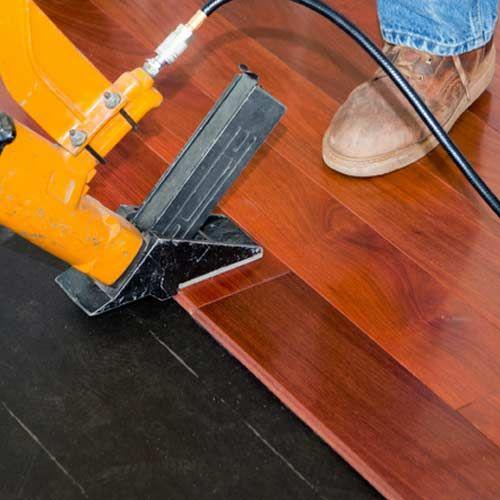 Silenttread 1 2 Inch X 25 Ft Noise Reduction Rubber Underlayment Underlayment Engineered Wood Floors Residential Flooring