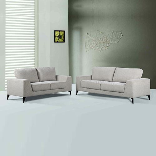 Vienna Dark Grey Corner Sofa Sofa Leather Chaise Sofa 2 Seater Sofa