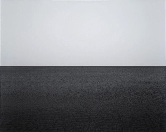 sugimoto seascape baltic sea ruegen 1996 Les paysages marins d'Hiroshi Sugimoto  photo photographie featured art