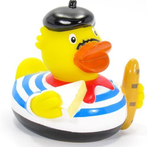 Jane Austen Rubber Duck