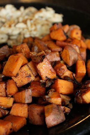 Sweet Potato Hash | Recipes to Try | Pinterest | Sweet Potato Hash ...