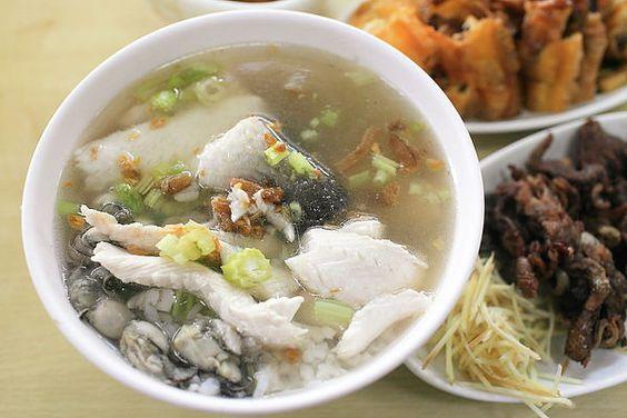 Taiwanese congee