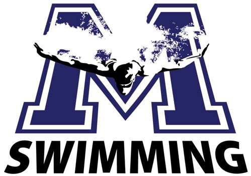 Swim Team Logos Ideas | montclair high school swim team logo i wanted the swimmer graphic to ...