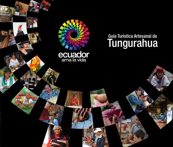 Guia Artesanal Tungurahua