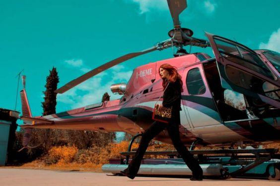 """nice Roberto Cavalli apresenta os acessórios do Outono.Inverno 2014 com """"Psycotic Love"""""""