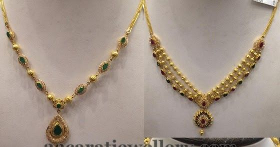 Latest Collection Of Best Indian Jewellery Designs Gold Jewellery Design Necklaces Gold Necklace Designs Jewelry Design