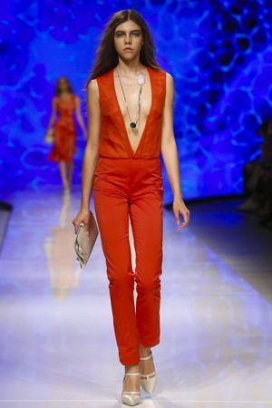 Aigner Ready To Wear Spring Summer 2016 Milan