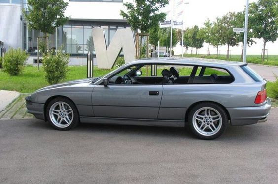 BMW 850Ci Touring (custom?)