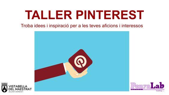 Presentació Taller Pinterest