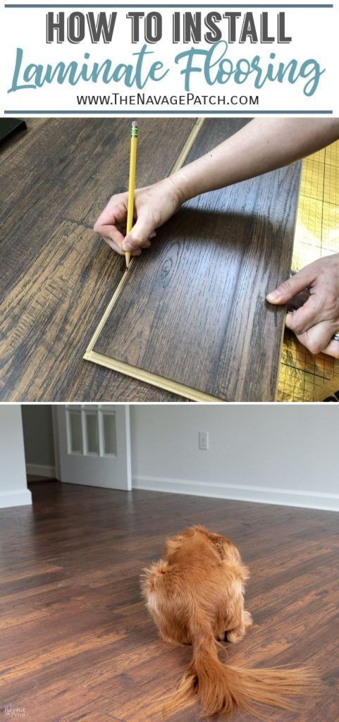 How To Install Laminate Flooring Tips And Tricks For Laying Laminate Flooring That Is Installing Laminate Flooring Floor Installation Pergo Laminate Flooring