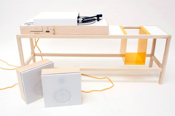 stereo system furniture 2