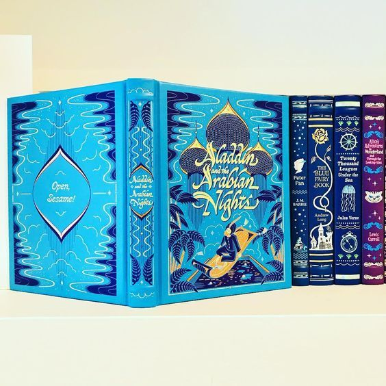 Barnes And Noble Leather Bound Classics Fairy Book Arabian