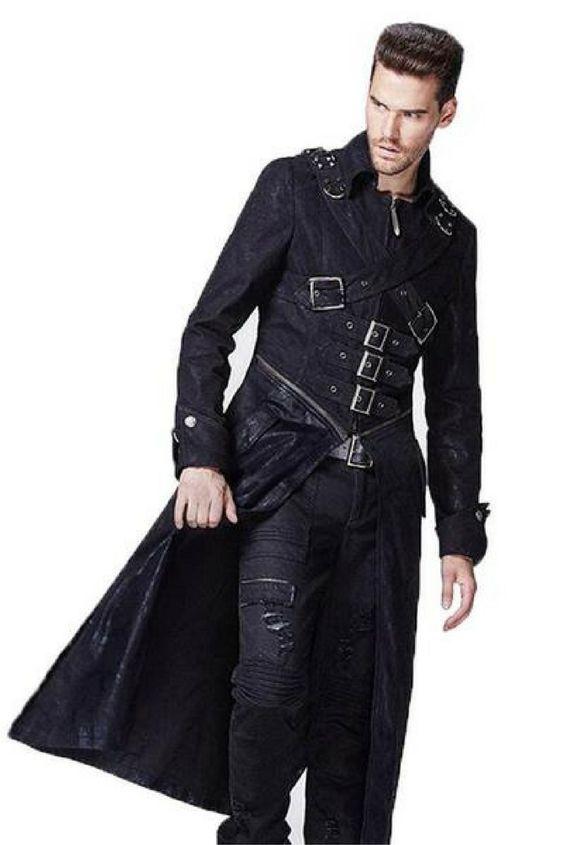 oficial de ventas calientes tecnicas modernas excepcional gama de estilos caracteristicas del estilo gotico, vestimenta gotica para ...