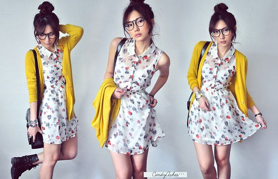 _________ ! Floral Paradiso ! _________ (by Cindy Ashes) http://lookbook.nu/look/2494715-Floral-Paradiso