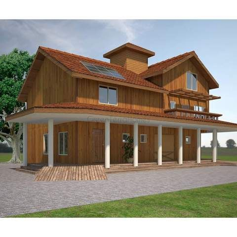 Shell Barn Home Package 2br 2ba 1120sf The Durango Barn Style Modular Shell Greenterrahomes Barn House Kits Barn House Prefab Barn Homes