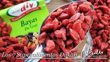 Super alimentos Dukan: 7 alimentos para sentirse bien