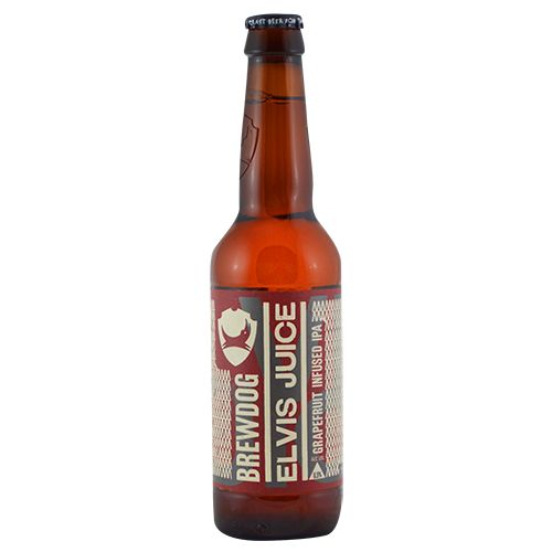 Bia Brewdog Elvis Juice IPA 6.5% - Chai 330ml - Bia Anh Nhập Khẩu TPHCM