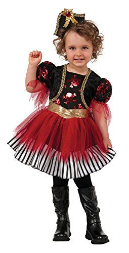 Rubie's Costume Treasure Island Pirate Child Costume, Toddler -- Details can be found by clicking on the image.