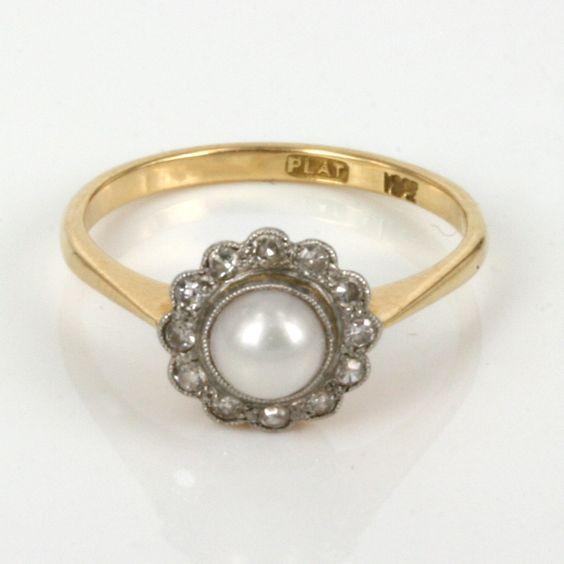 diamond-pearl-ring-es2428-2.jpg (1400×1400)