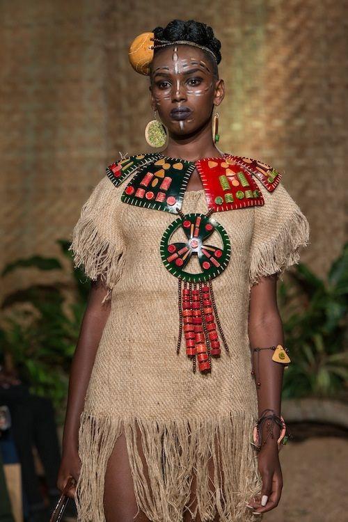 Kampala Fashion Week From Uganda The Talented Designer Fashion Africa Fashion African Fashion