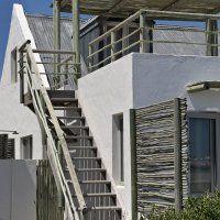 Une maison de vacances face à la mer