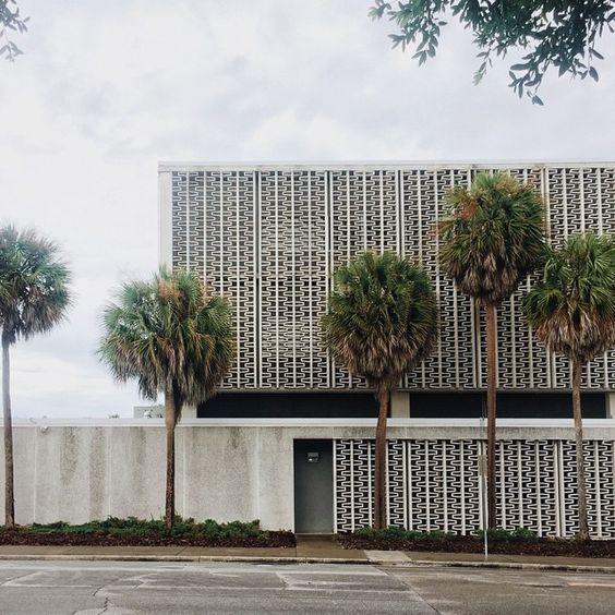 """""""Found some architecture in Florida this weekend! Courthouses are generally a good place to start  