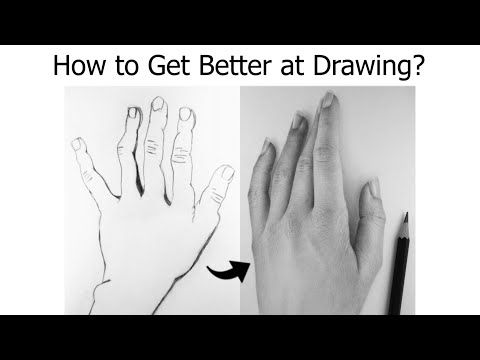 How To Get Better At Drawing Quickly For Beginners Youtube In 2020