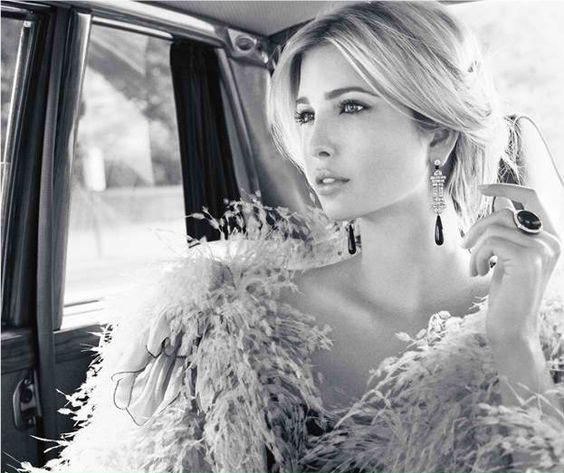 Hello Gorgeous! Ivanka Trump
