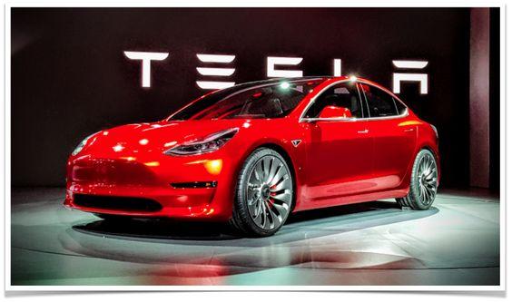 Hot News Tesla Model 3 Production To Begin Friday July 7 Tesla