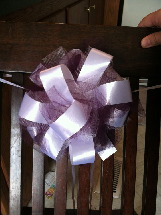 Pew Bows I Made