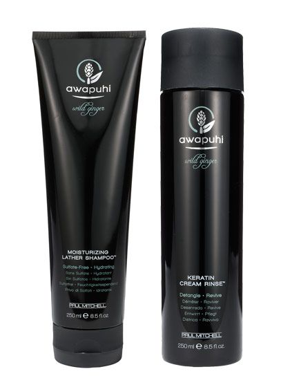 Paul Mitchell Awapuhi shampoo & conditioner