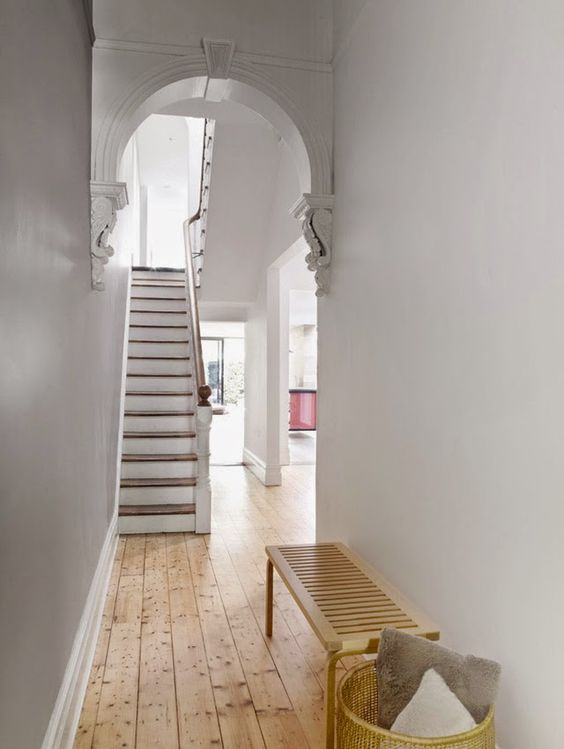 Hallways terrace and melbourne on pinterest for Whats a terraced house