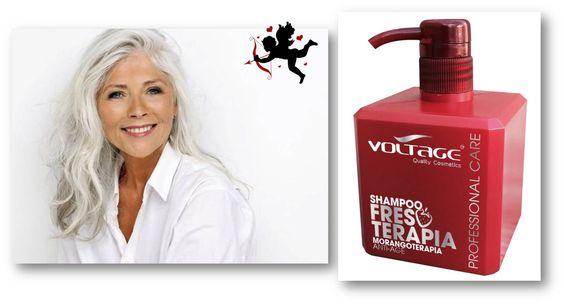 Rejuvenece tu cabello 15 años!! Con fresas naturales. Para cabellos que han perdido el brillo, volumen, suavidad ... http://www.voltagecosmetics.com/spa/item/ART00090.html