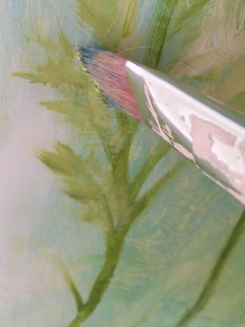 40 Easy Acrylic Canvas Painting Ideas To Try Acryl Leinwand