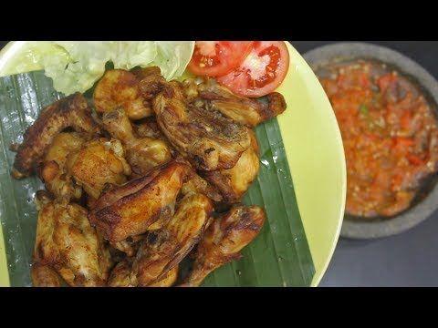 Resep Ayam Kalasan Youtube Resep Ayam Resep Ayam