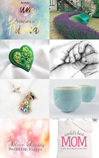 My Mom by Linda Fischer on Etsy--Pinned with TreasuryPin.com