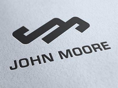 John Moore Logo Concept