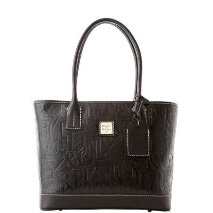 Dooney & Bourke: DB Retro Embossed Leather Small Russel Bag <3 <3