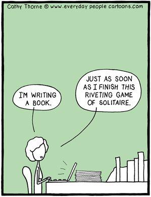 Writing first novel
