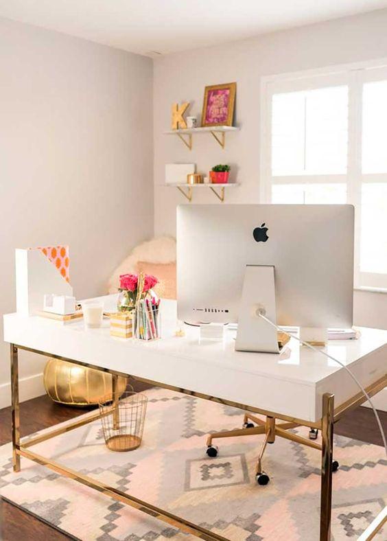 10 Lindas Oficinas Que Te Harán Amar El Día Lunes | Cut & Paste – Blog de Moda