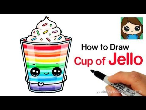 Draw So Cute Youtube With Images Cute Food Drawings Kawaii