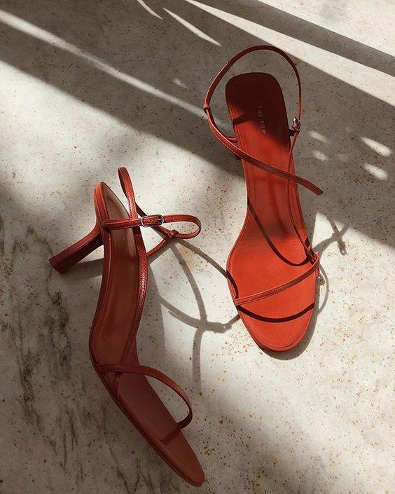 naked heels